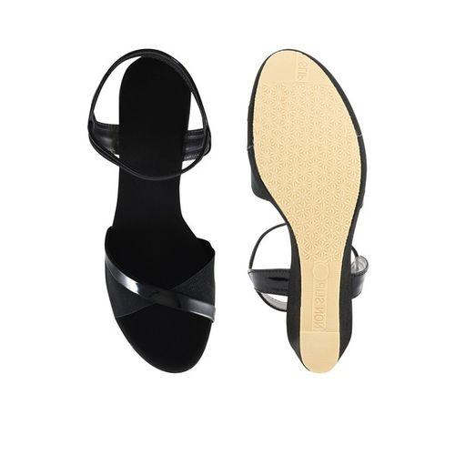 Shoetopia Slingback Wedge Sandals