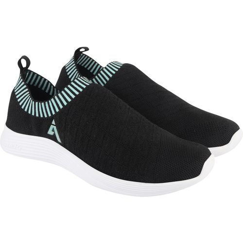 Action Running Shoes For Women(Black, Blue)