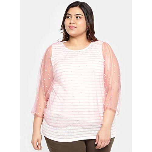 aLL Plus Size Women's Tops