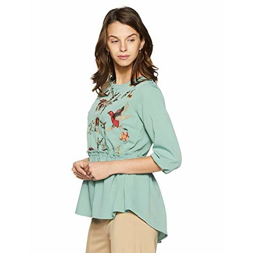 pluss Women's Regular Fit Top