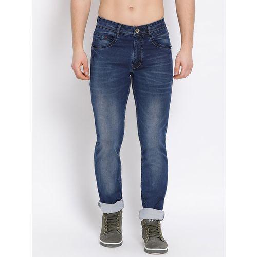 COBB blue washed denim jeans