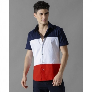 Tap in Men Multicolor Casual Shirt