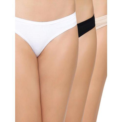 Leading Lady set of 3 bikini panty