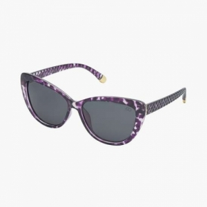 GIO COLLECTION Women UV-Protected Cat-Eye Sunglasses- GM0336C03