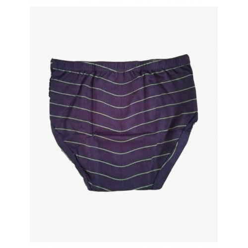 Pack of 12 Striped Briefs
