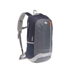 Quechua HIKING BAG 20 Litre NH100 - BLACK/GREY