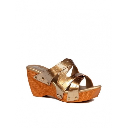 @499 Checked Criss Cross Wedges