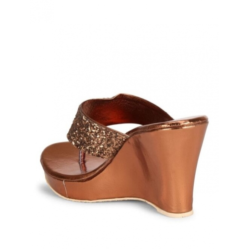 Wedges with Embellishments