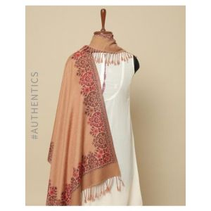 Indie Picks Embroidered Amritsar Supersoft Shawl