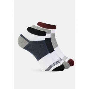Mast & Harbour Men Pack of 3 Ankle Length Socks