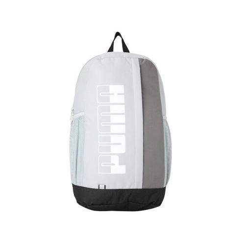 Puma Unisex Grey Colourblocked Backpack