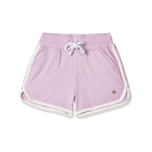 612 League Girl's Regular fit Cotton Shorts
