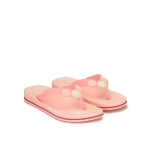 Thong Flip-Flops with Applique Detail