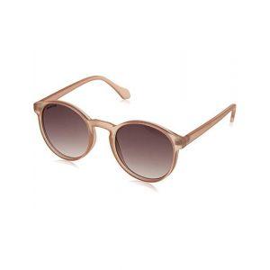 Fastrack Gradient Aviator Women's Sunglasses - (NBP370BK4F|51|Black Color Lens)