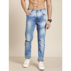 Moda Rapido Slim Men Blue Jeans