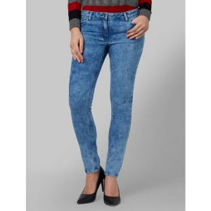 Park Avenue mid rise skinny fit jeans