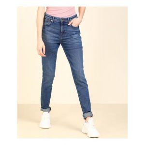 Wrangler Slim Women Blue Jeans