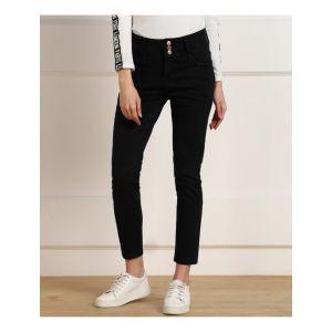 NUMERO UNO Skinny Women Black Jeans