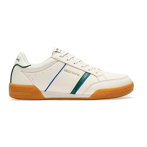 Red Tape Men's Rte3106 Lace Up Sneaker