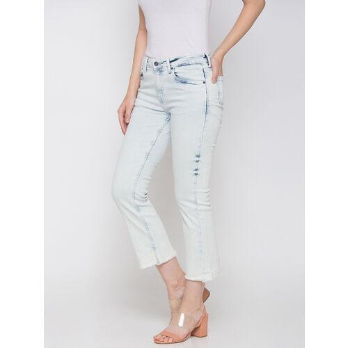 Globus Blue Straight Fit Jeans