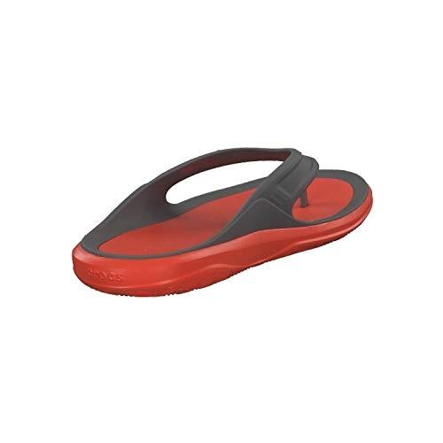 crocs Synthetic Slip On Flip-Flops