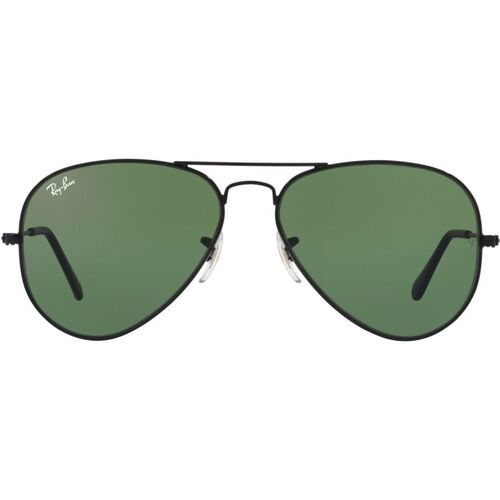 Ray Ban Ray-Ban Aviator Sunglasses(Green)