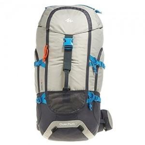 Quechua Trekking Grey Backpacks
