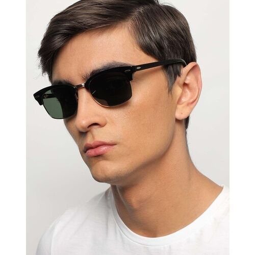 Ray Ban 0RB391613033152 UV-Protected Clubmaster Sunglasses