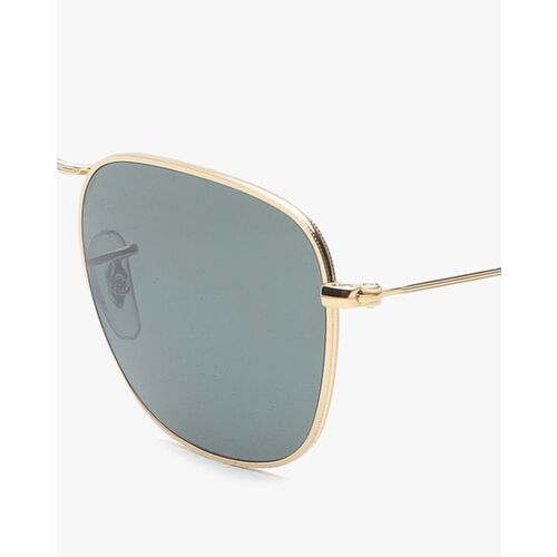 Ray Ban 0RB385791965851 Full-Rim Polarized Square Sunglasses