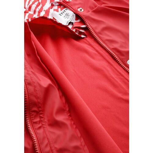 DOROTHY PERKINS Petite Women Red Solid Hooded Rain Jacket