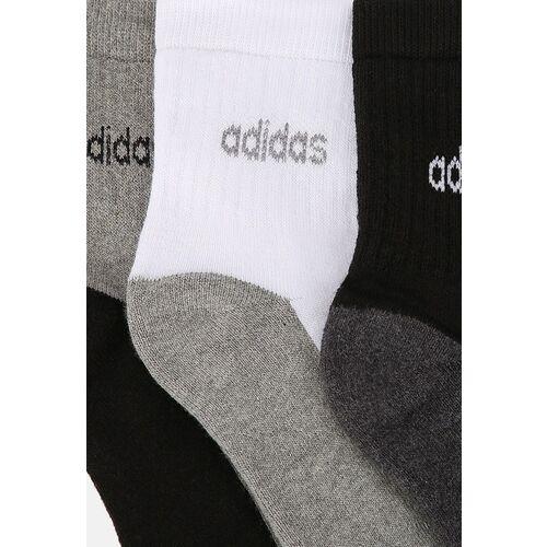 ADIDAS Men Pack of 3 Assorted Ankle-Length Socks