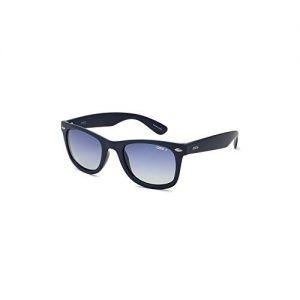 IDEE Polarized Square Women's Sunglasses - (IDS2422C7PSG|50|Blue Gradient Color Lens)