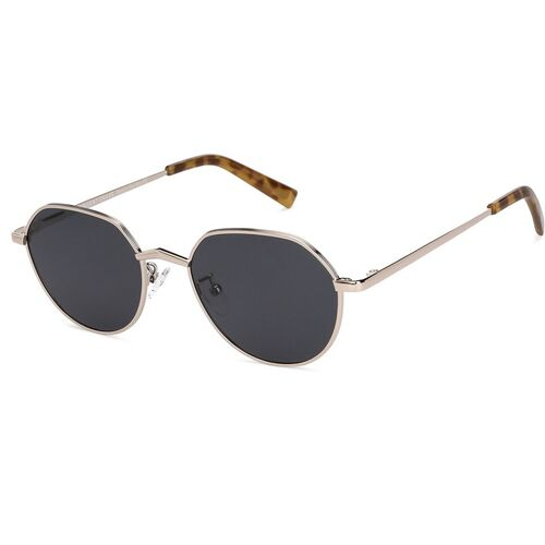 VINCENT CHASE Round Sunglasses(Grey)