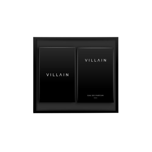 Pulse VILLAIN Wicked Combo - Villain Classic Perfume & Villain Gold Chain - 100 ml