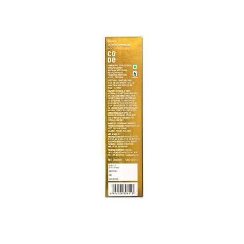 Wild Stone Men Code Iridium, Gold & Platinum Body Perfume Spray Combo 360 ml