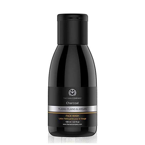 The Man Company De - Tan, Deep Moisturise Pack (Charcoal Face Wash -100ml, Charcoal Scrub -100g, Shea Butter & Vitamin E Moisturising Cream -50g) | Made in India