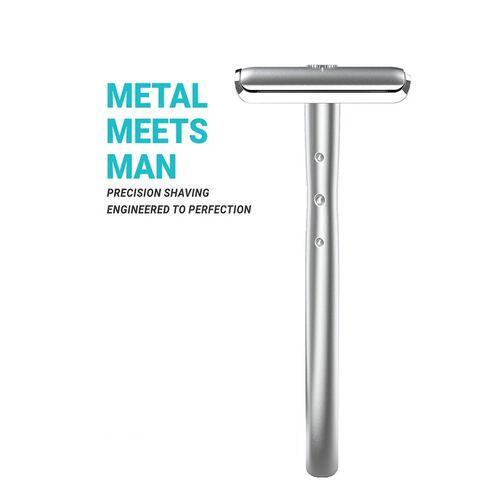 Bombay Shaving Company Men Precision Razor Razor & Shaving Foam Combo 266 ml