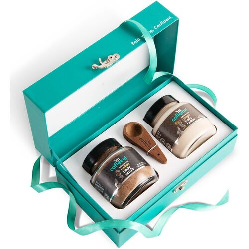 MCaffeine Be Date Ready - Body Polishing Gift Kit(2 Items in the set)