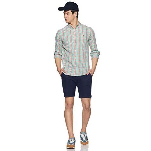Amazon Brand - House & Shields Men's Regular Fit Casual Shirt