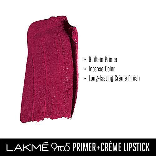 Lakme 9To5 Primer + Creme Lip Color