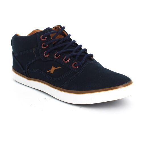 SPARX Men SM-282 Navy Blue White Sneakers For Men(Navy, White)