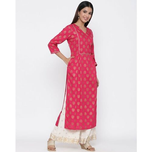 Jaipur Kurti Block Print Clothing Set