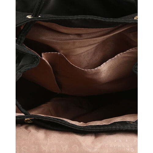 Caprese Backpack with Drawstring Closure