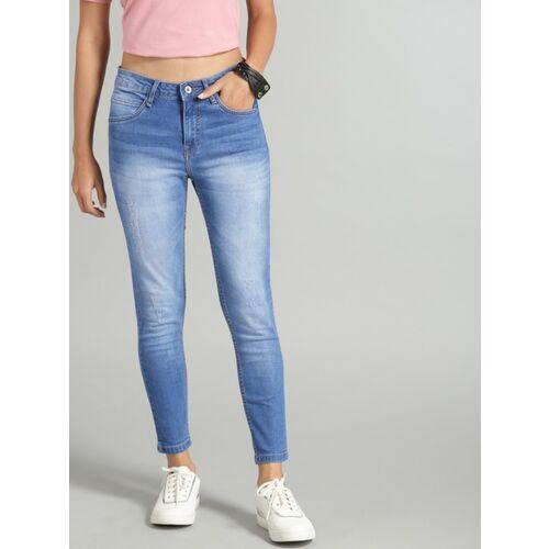 ROADSTER Regular Women Blue Jeans