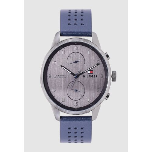 Tommy Hilfiger Men Charcoal Grey Analogue Watch TH1791578W