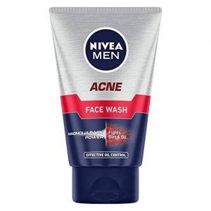Magnolia Nivea Men Acne Face Wash, 100g