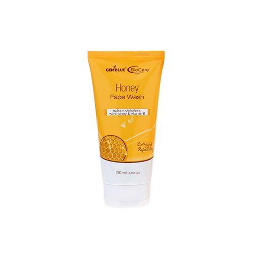 gemblue biocare honey face wash 150ml