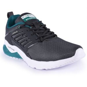 CAMPUS CRYSTA Running Shoes For Men(Grey)