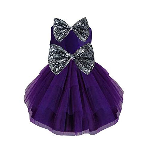 A.T.U.N. All Things Uber Nice A.T.U.N. Polyester Fit and Flare Special Occasion Girls Dress