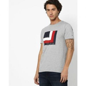 Tommy Hilfiger Organic Cotton Crew-Neck T-shirt